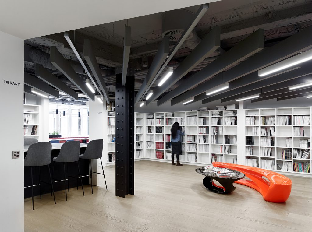 Conde Nast International - Library