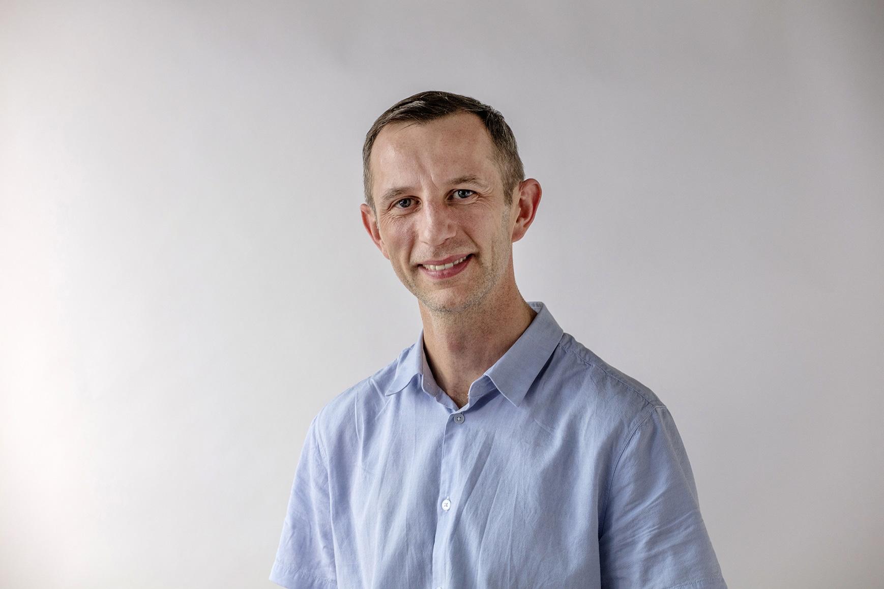 Director of Architecture - Andrew Tetlow