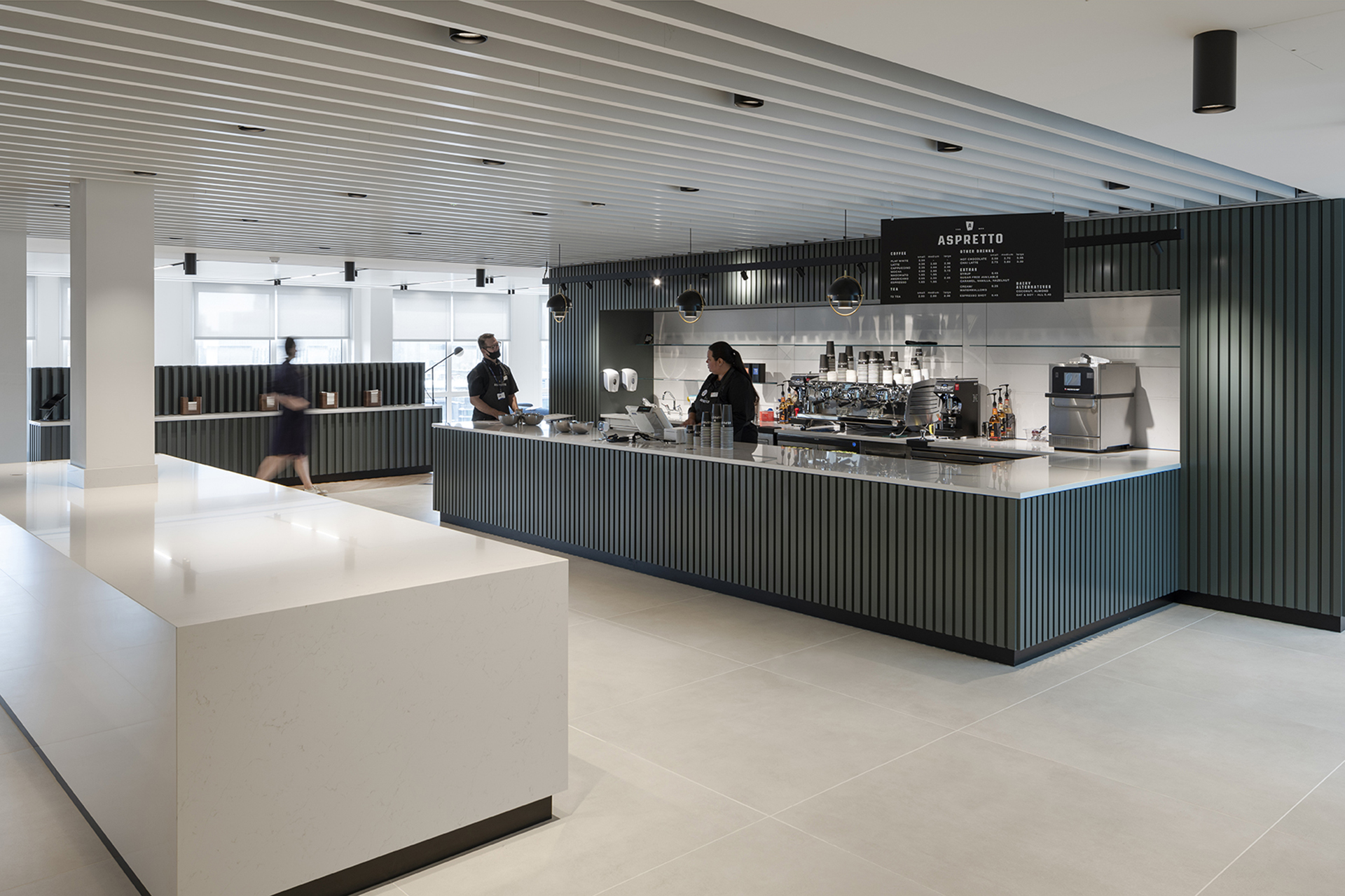 Quilter Canteen